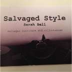 Salvaged Style by Sarah Bell